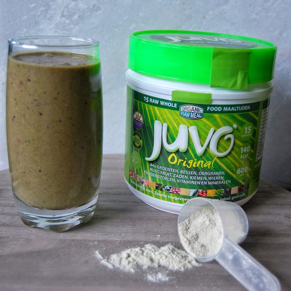 Review: Raw Whole Meals van Juvo