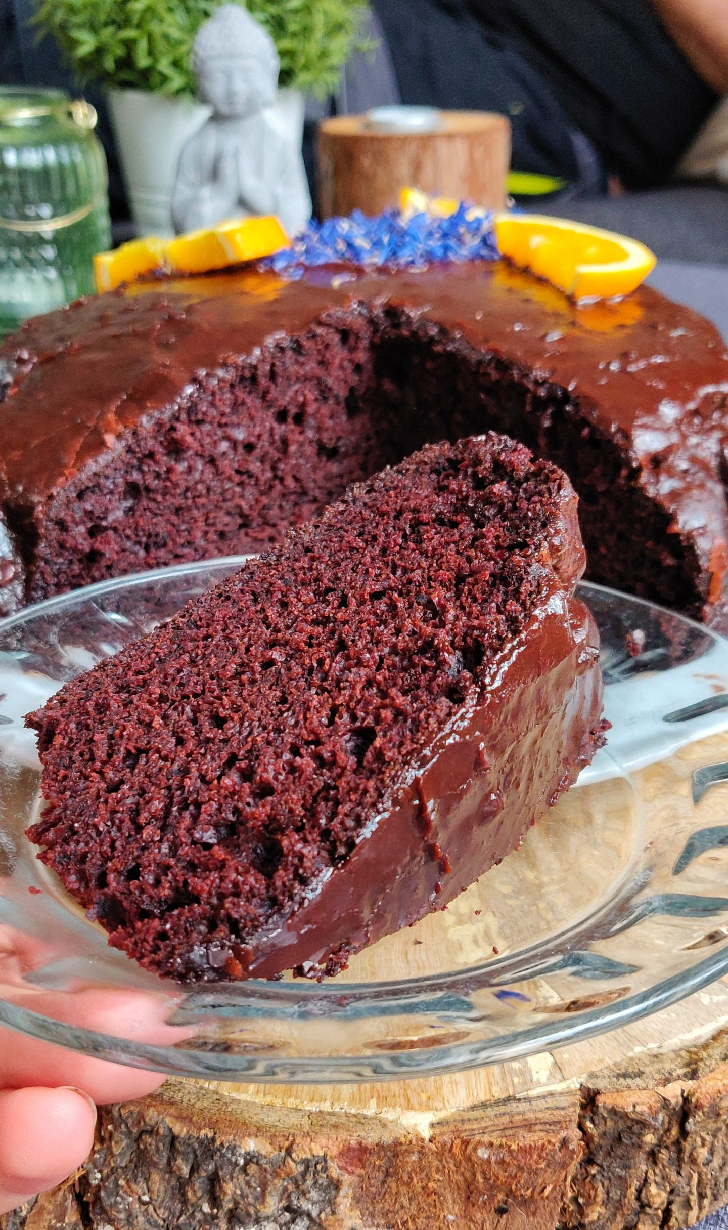 Recept: Death by Chocolate Cake